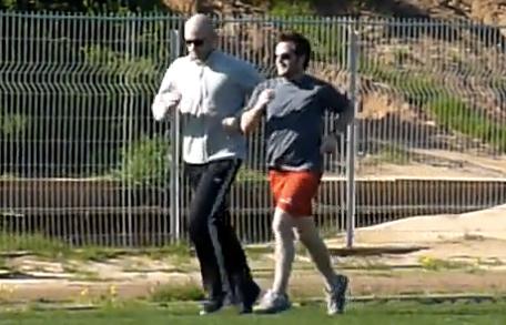 ריצה עם שיטת אלכסנדר